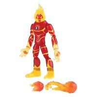 Ben 10 Action Figures - 76102 Heatblast 12cm