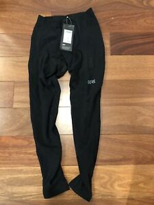 NEW Gore Thermal Tights Size 3 US Small Cycling