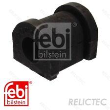 Rear Anti-Roll Bar Stabiliser Bush for Nissan:PATROL GR V 5 54613-VB010
