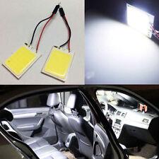 48 Smd Cob Led Panel Car Auto Interior Reading Map Lamp Bulb Light DC12v