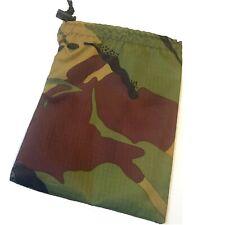 Geocache Camo Bag Rip Proof Waterproof Draw String &Toggle Seal UK Made