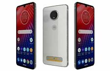 New listing Motorola Moto Z4 Xt1980-1   128Gb   White (Verizon Unlocked) Cdma+Gsm