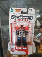 TRANSFORMERS CYBERTRON OPTIMUS PRIME 2005 NEW IN PACKAGING