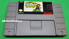 Classic Mario World - Magical Crystals  - SNES Super Nintendo