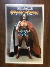 WONDER WOMAN LINDA CARTER POSTER 11''x 17''