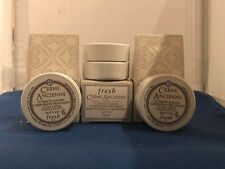 Lot of 3 Fresh Creme Ancienne Ultimate Ageless Complexion Treatment ~ 6 ml/.2 oz