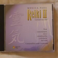 CD Import * CELLER SEBASTIAN MUSICA PARA REIKI II - CANALIZACION