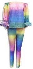 Felpe e tute da donna multicolore a righe