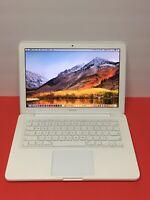 "apple macbook unibody13.3"" 2.26GHz Intel Core 2 Duo 8GB RAM 128GB SSD 2009  Full"