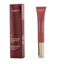 Clarins Eclat Minute Instant Light Natural Lip Perfector - #01 Rose Shimmer 12ml