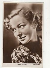 Anne Shirley Vintage RP Postcard Actress 568a
