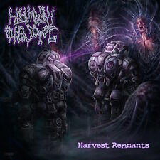 HUMAN WASTE Harvest Remnants CD Morbid Angel Gorguts Suffocation
