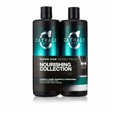 TIGI Catwalk Oatmeal & Honey Shampoo & Conditioner 750ml Tween Duo