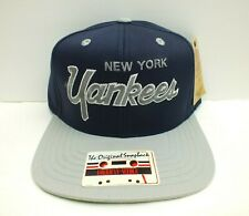 NEW YORK YANKEES MLB HAT ONE SIZE SNAPBACK NEW BY AMERICAN NEEDLE