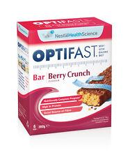 OPTIFAST BAR BERRY CRUNCH Flavour 720g (60g x 12 bars)