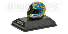 MINICHAMPS 397 990076 AGV HELMET Valentino Rossi WC GP 250 Mugello 1999 1:8th