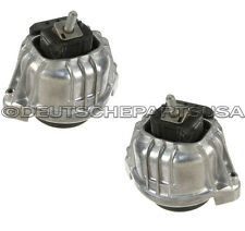 HYDRAULIC OIL FILLED ENGINE MOTOR MOUNTS 22116760330 for BMW E90 E91 L+R SET 2