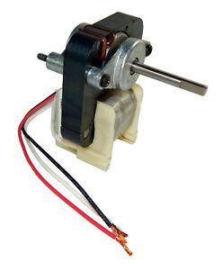 Fasco C-Frame 2-Speed Hood Fan Motor .50 amps 3000 RPM 120V # K120 (CW rotation)