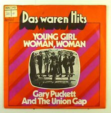 "7"" Single - Gary Puckett And The Union Gap - Young Girl / Woman, Woman - S1866"