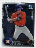 2016 Bowman Chrome ALEX BREGMAN 1st ROOKIE CARD RC #BCP4 Houston Astros PROSPECT