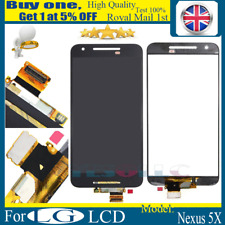 For LG Google Nexus 5X LCD Replacement Touch Screen Digitizer Assembly Black