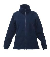Regatta Women's Thor III Fleece Jacket 16 Rg123 DKN 16 Dark Navy