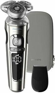 Philips S9000 Prestige SP9820/12 Men's Shaver 72 Blades 100V-240V With Tracking