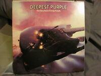 Deepest Purple The Very Best of Deep Purple NM NEAR MINT LP