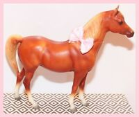 ❤️Breyer Horse Traditional Model Proud Arabian Mare Semi-gloss #840 Chestnut❤️