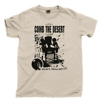 Comb The Desert T Shirt Spaceballs 2 Dark Helmet Mel Brooks Blazing Saddles Tee