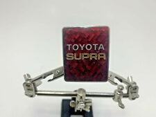1986-1992 Toyota Supra MK3 #1099 OEM Front Emblem Badge