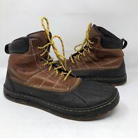 Nike Mens ACG Woodside Waterproof Brown Duck Boots Sz 12.5 386469-200 Hunting