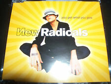 New Radicals You Get What You Give Australian CD Single – Like New