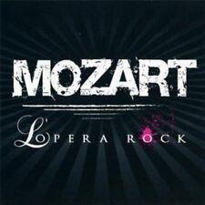 """Cd """"mozart L'opera Rock"""" 14 titres / Warner 2010 TB Etat"""