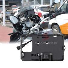 Supporto navigatore satellitare gps BMW R1200GS R 1250GS UNIVERSALE MOTO HONDA