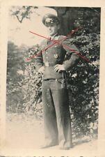 Nt. 22888 Foto 2 Weltkrieg Orden Fliegerschützen Abzeichen Bord Dolch   6 x 9 cm