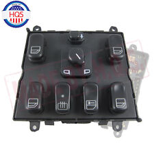 Electric Power Window Master Control Switch For 1998-2003 Mercedes Benz ML320