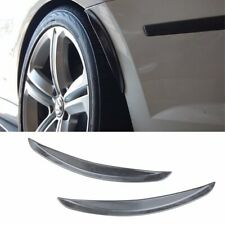 "Pair 13"" Black Diffuser Fender Flares Lip For Ford Wheel Wall Panel Bumper"