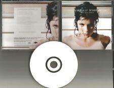 SHANNON McNALLY Down and Dirty w/ 2 EDITS PROMO DJ CD single w/ PRINTED LYRICS