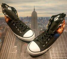 Converse Chuck Taylor All Star Hi High Top DC Comics Superman Size 11 161389C