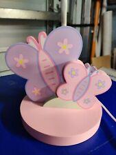 Butterflies Baby/Nursery Lamp