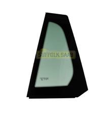 SAAB 93 9-3 SPORTWAGON 06-12MY LEFT REAR DOOR 1/4 QUARTER LIGHT GLASS 12792105