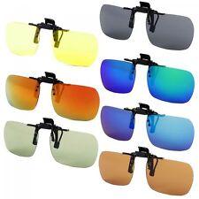 Verspiegelte Markenlose Herren-Sonnenbrillen aus Kunststoff mit 100% UV 400