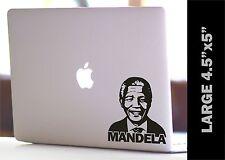 Nelson Mandela Custom Laptop Decal