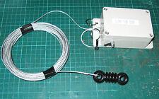 Lw-15-dx Hf 60 -6 M Multibanda largo Cable de antena / Antena para todos de Radio Ham Tx Rx