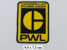 Aliens Movie Caterpillar PowerLoader Iron/Sew-on Embroidered Patch / Badge/ Logo