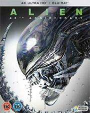 Alien (1979 - 2019 release): Original Classic - New Eu RgB 4K Ultra Hd + Blu-Ray