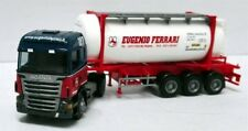 "AWM 8567.92 Scania 09 High. With Refrigerated ""Eugenio Ferrari"" Ho 1:87"