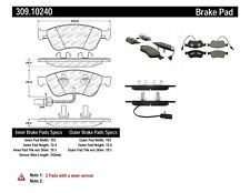Disc Brake Pad Set-Sport Brake Pads Front Stoptech 309.10240