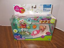 Littlest Pet Shop LPS Walkables Walking Dog with Accessories #2163 NEW SEALED